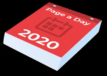 Druckerei Abreißkalender